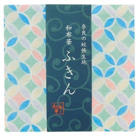 ノーブランド No Brand 和布華 WAFUKA  蚊帳生地ふきん (七宝)