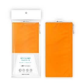 ノーブランド No Brand SUTENAI 抗ウイルスマルチケース (オレンジ)