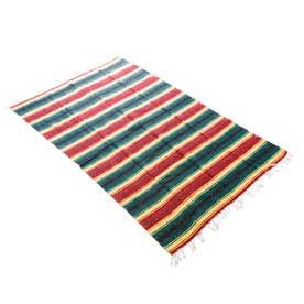 ノーブランド No Brand Heavy Weight Falza Blanket (14.Rasta)