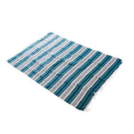 Heavy Weight Falza Blanket (22.Teal)