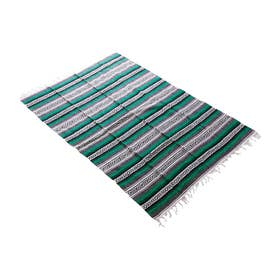 ノーブランド No Brand Heavy Weight Falza Blanket (8.KellyGreen)