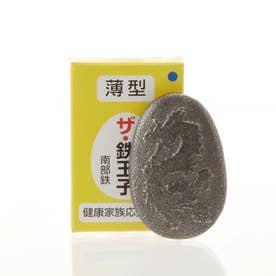 ノーブランド No Brand 南部鉄器 鉄玉子薄型 #tamagok34 200g (シルバー)