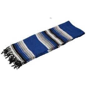 ノーブランド No Brand Diamond Design Blanket (Blue)