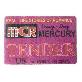 ノーブランド No Brand MERCURY マーキュリー PVCマット (48813.TENDER)