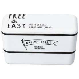 ノーブランド No Brand ネイティブハート NH 長角ネストランチ FREE&EASY (ホワイト)