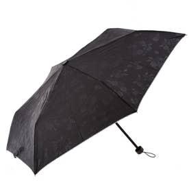 ノーブランド No Brand アテイン ATTAIN 晴雨兼用 折りたたみ 楽々ミニ (6444.エンボスピコレース)