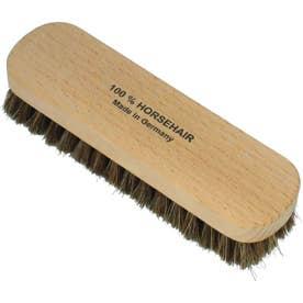 靴磨き ブラシ (ブラウン)