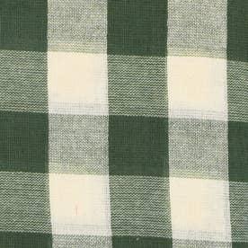 ノーブランド No Brand チェックマルチカバー 225×150 (53336.カーキ)