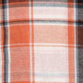 ノーブランド No Brand チェックマルチカバー 225×150 (53346.レッドブラック)