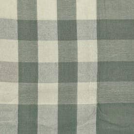 ノーブランド No Brand チェックマルチカバー 225×150 (53219.グレー)