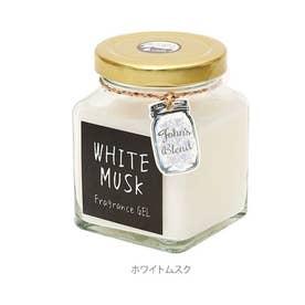 ノーブランド No Brand John's Blend Fragrance Gel (ホワイトムスク)