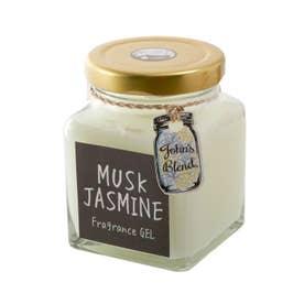 ノーブランド No Brand John's Blend Fragrance Gel (ムスクジャスミン)
