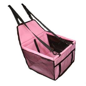 ノーブランド No Brand ペット用ドライブボックス 【返品不可商品】 (ピンク)
