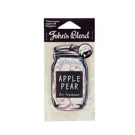 John's Blend Air Freshener (アップルペアー)