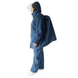 福泉工業fic-st8 st6 ストレッチスクールバッグスーツ コート (ネイビー(スーツ上下セット))