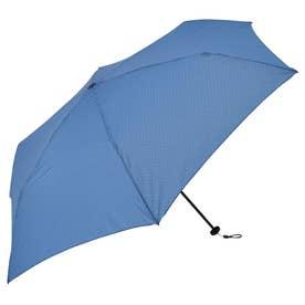 ノーブランド No Brand niftycolors ニフティーカラーズ スマートライトミニ 折りたたみ傘 (1312.ドットBL)