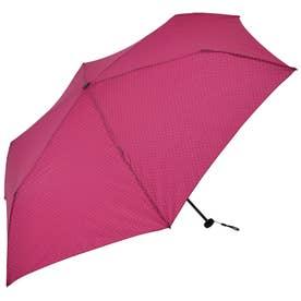 ノーブランド No Brand niftycolors ニフティーカラーズ スマートライトミニ 折りたたみ傘 (1312.ドットWI)