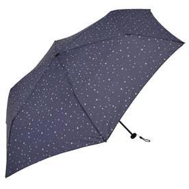 ノーブランド No Brand niftycolors ニフティーカラーズ スマートライトミニ 折りたたみ傘 (1318.スターNV)