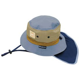 UV 虫よけ帽子 KIDSサイズ (サックス)