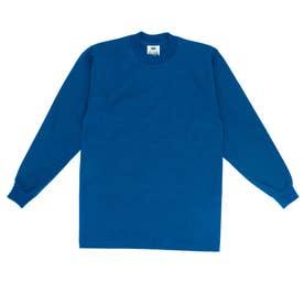 PRO CLUB 114 長袖 クルーネック HEAVY WEIGHT Tシャツ (ロイヤルブルー)