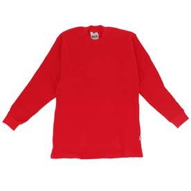 PRO CLUB プロクラブ 115 長袖 サーマル HEAVY WEIGHT Tシャツ (レッド)
