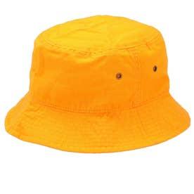 ノーブランド No Brand NEWHATTAN ニューハッタン #1500 stonewash BUCKET HAT solid (ゴールド)