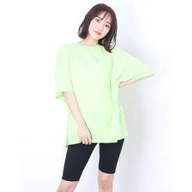にころんラメロゴビッグTシャツ (Light Green)