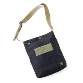 JUNGLE CLOTH SHOULDER BAG ネイビー