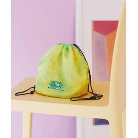 FRUIT OF THE LOOM/別注タイダイ巾着バッグ グリーン