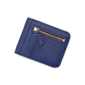 amp japan/BiーFold Wallet D.ブルー2