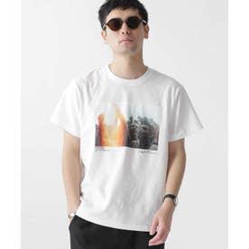 [着るアート] CHERYL DUNN フォトTシャツ 1 ホワイト