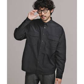 フィッシングシャツ ブラック
