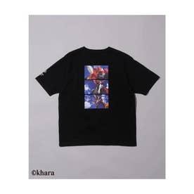 EVA別注Tシャツ TYPE-02 ブラック