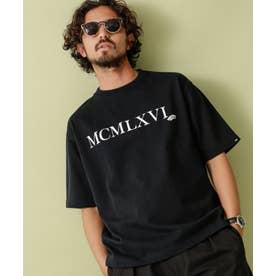 VANS/別注ショートスリーブTシャツ ブラック
