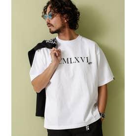 VANS/別注ショートスリーブTシャツ ホワイト