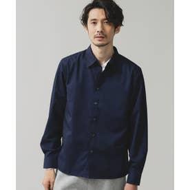 エントリーレギュラーカラーシャツ ネイビー
