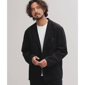 [快適男]テーラード2Bジャケット ブラック