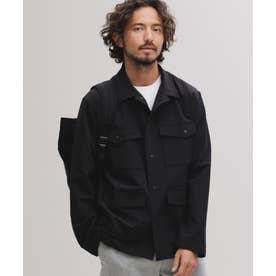 [快適男]ファティーグジャケット ブラック