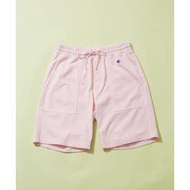 Champion/別注製品染め32s/3 SHORT PANT ピンク