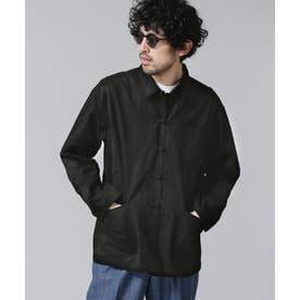 チャイナワークジャケット ブラック