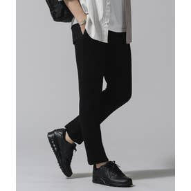 Ntrousers [サニーベール] イージーパンツ ブラック
