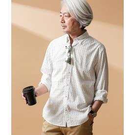 ジンナンテーラー [LーOーVーE] フラワーBDシャツ パターン1