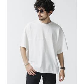 フットボールワイドTシャツ ホワイト