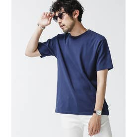 《イヤな臭いを軽減》Anti Smell クルーネックTシャツ 半袖 ネイビー