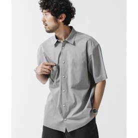 シームレス レギュラーカラーシャツ 半袖 パターン1