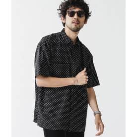 シームレス レギュラーカラーシャツ 半袖 パターン21