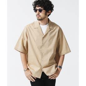 シームレス オープンカラーシャツ 半袖 パターン1