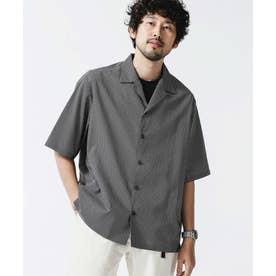 シームレス オープンカラーシャツ 半袖 パターン21
