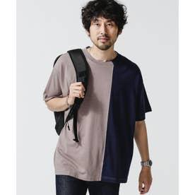 バイカラー切替Tシャツ Type 1 パターン1