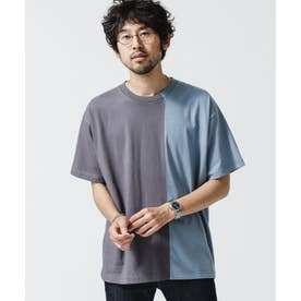 バイカラー切替Tシャツ Type 1 パターン32